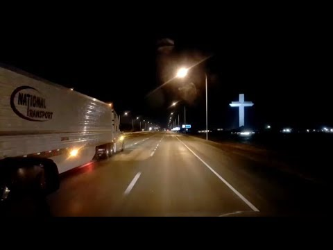 BigRigTravels LIVE! Altamont, Illinois to Terre Haute, Indiana Interstate 70 East-Jan. 22, 2018