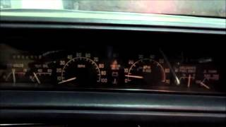 Transmission Rebuild - 1987 Buick Park Avenue Coupe - Part 9 - Installed and run on stands...