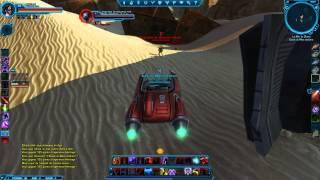 SWTOR 1.2 : Invasion rakgoule à Tatooine