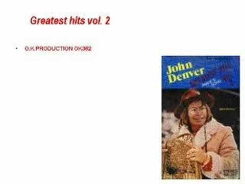 John Denver Discography Project : TAPES TAKE 1
