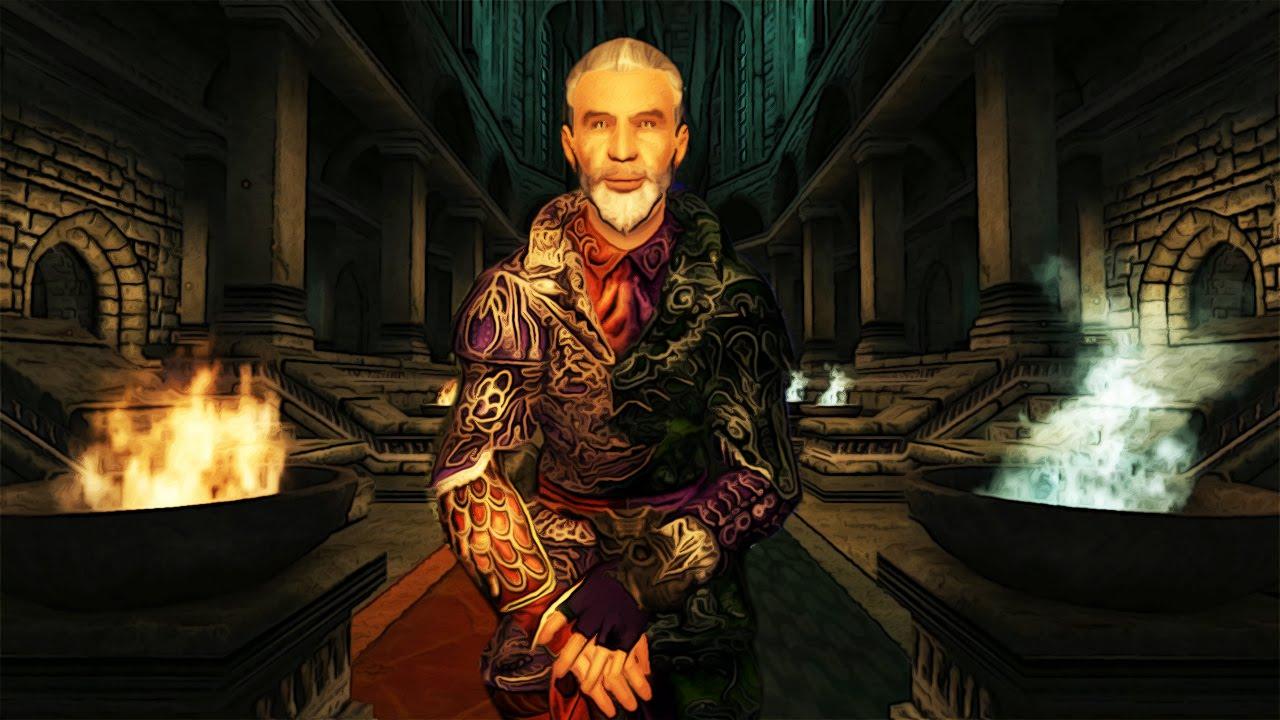 Elder Scrolls Lore Ch 40 Daedric Prince Sheogorath Ft
