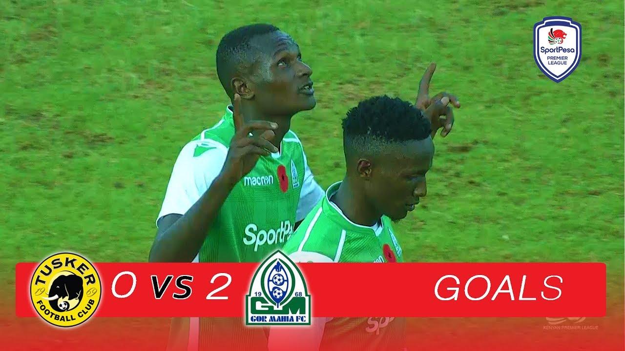 Tusker FC 0-2 Gor Mahia FC | ALL THE GOALS | Sat, 27.04.2019 | SPL 2018-19 Round 26