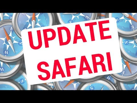 👍 How To UPDATE SAFARI On MAC?