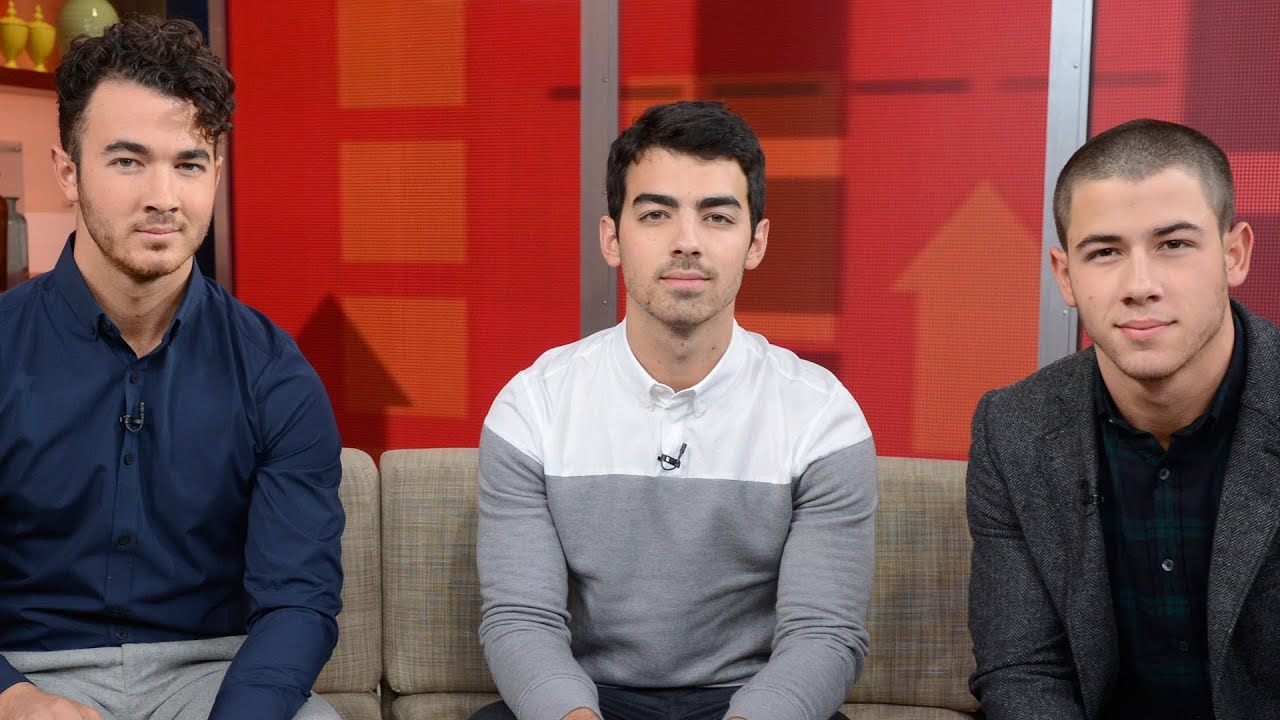 Jonas Brothers Talk About Sex - Naked Photo-7090