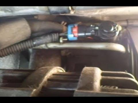 EVO Power Steering Solenoid Location  YouTube