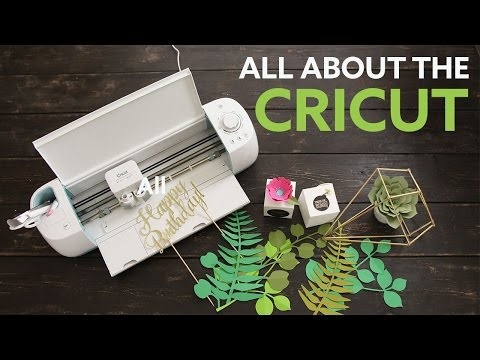 What is a Cricut?  What can I do with it?