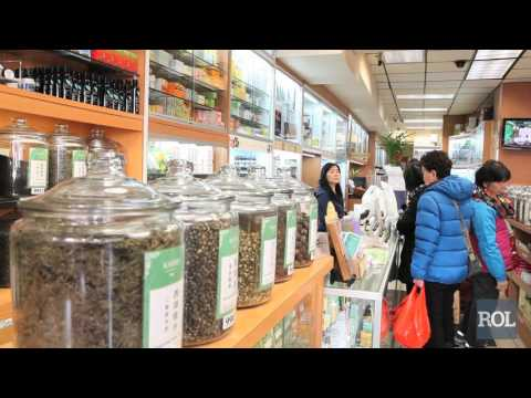 Meet The Owner Of This Herbal Medicine Shop