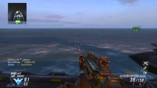 Black Ops 2: HiJacked Glitch Spot - Out of Map