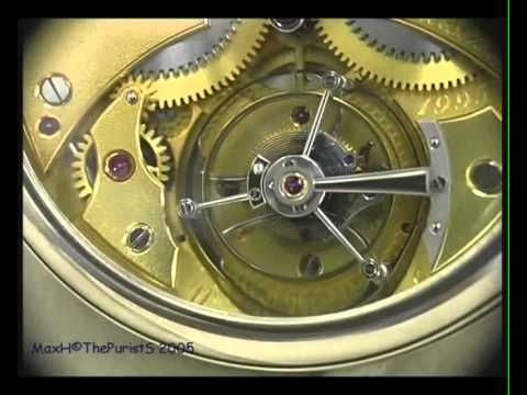 Kari Voutilainen Tourbillon Pocket Watch - 1995