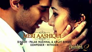 Meri Aashiqui Full Audio Song   Aashiqui 2   Video Dailymotion