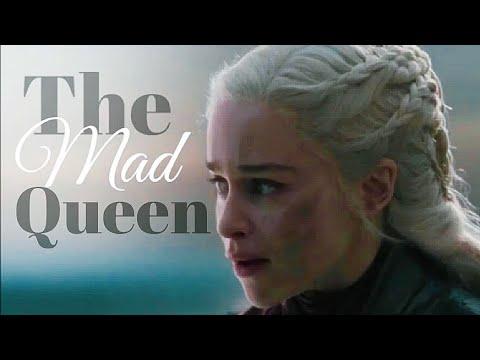 Daenerys Targaryen | The Mad Queen (8x05)