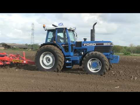 100 YEARS OF FORDSON, FORD AND NEW HOLLAND TRACTORS Part 1