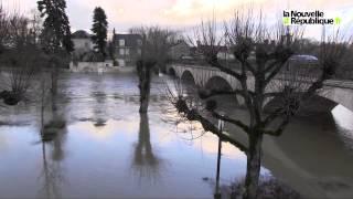 VIDEO. Inondations : ça déborde en Loir-et-Cher