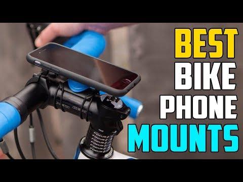 Bike Phone Mounts: 3 Best Bike Phone Mounts (Buying Guide 2020)