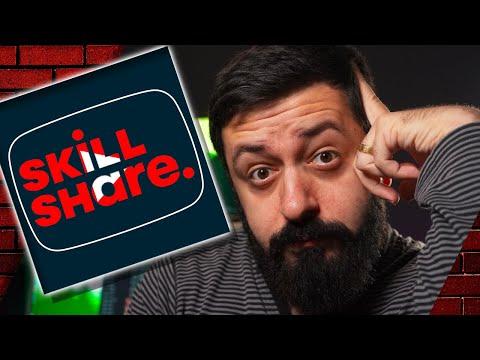 Why Skillshare Sponsors EVERYONE?! - YouTube Sponsorship Explained