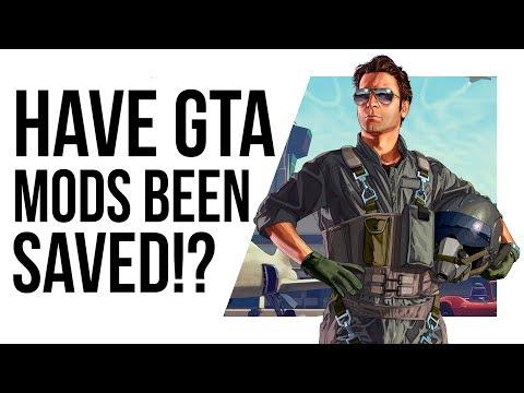 Has Rockstar just SAVED GTA modding!?