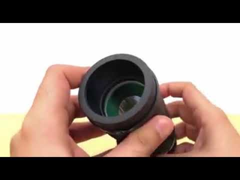New waterproof high definition monocular telescope bak