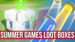 Overwatch: 25 Summer Games Loot Boxes! (Legendary Skins)