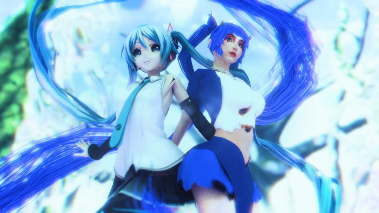 Download Ashnikko - Daisy 2.0 Feat. Hatsune Miku (Official Video)