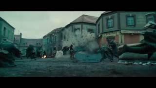 Чудо - женщина  трейлер первый HD 720 на русском