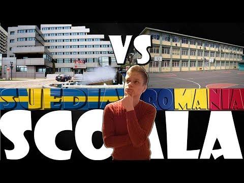SCOALA ROMANIA VS. SCOALA SUEDIA