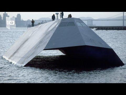 10 Vehículos militares más sorprendentes de DARPA