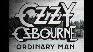 "Ozzy Osbourne releases new song w/ Elton John ""Ordinary Man"""