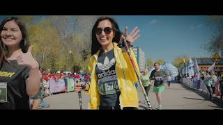 Скандинавская ходьба для беременных в Алматы