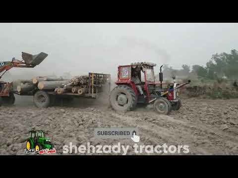Mini Tractor MF 240    Adam Tractor    Mini Eicher Tractor