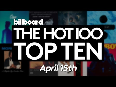 Early Release! Billboard Hot 100 Top 10 April 15th 2017 Countdown | Official