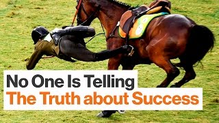 The Truth about Success That Nobody Is Telling You   Former Equinox President Sarah Robb O