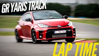 Toyota GR Yaris Track : Magny-Cours Lap Time