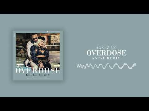 AGNEZ MO & Chris Brown - OVERDOSE (KSUKE Remix) [Official Audio]