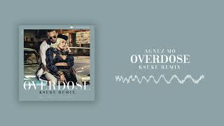 AGNEZ MO & Chris Brown - OVERDOSE (KSUKE Remix) [Official Audio]
