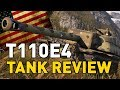 World of Tanks || T110E4 - Tank Review