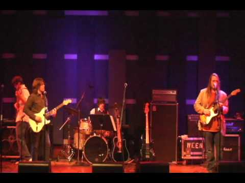 Three of A Perfect Pair - Paul Green School of Rock All Stars With John Wetton
