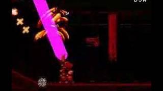 Cybernator Final Stage - SNES