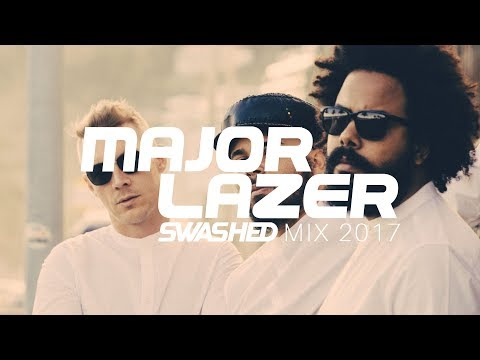 MAJOR LAZER Mix 2017 | Best & Popular Major Lazer Songs | SWASHED
