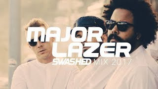 MAJOR LAZER Mix 2017 Best &amp Popular Major Lazer Songs SWASHED