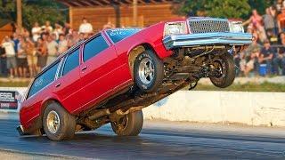 Broken AND Winning!? - The Reynolds Wheelie Wagon!