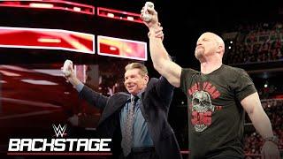 WWE Backstage [#285] - Wrażenia po 25-leciu RAW!✔.