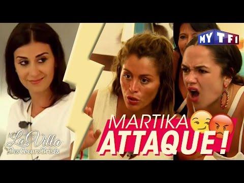 #LaVilla2 ⚡ CLASH GÉNÉRAL ! Martika déclare la guerre aux filles de la Villa