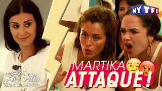 lavilla2 clash gnral martika dclare la guerre aux filles de la villa