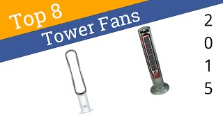 8 Best Tower Fans 2015