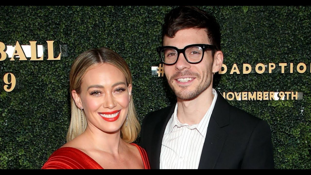 Hilary Duff & Matthew Koma Had The Most Adorable Backyard ...