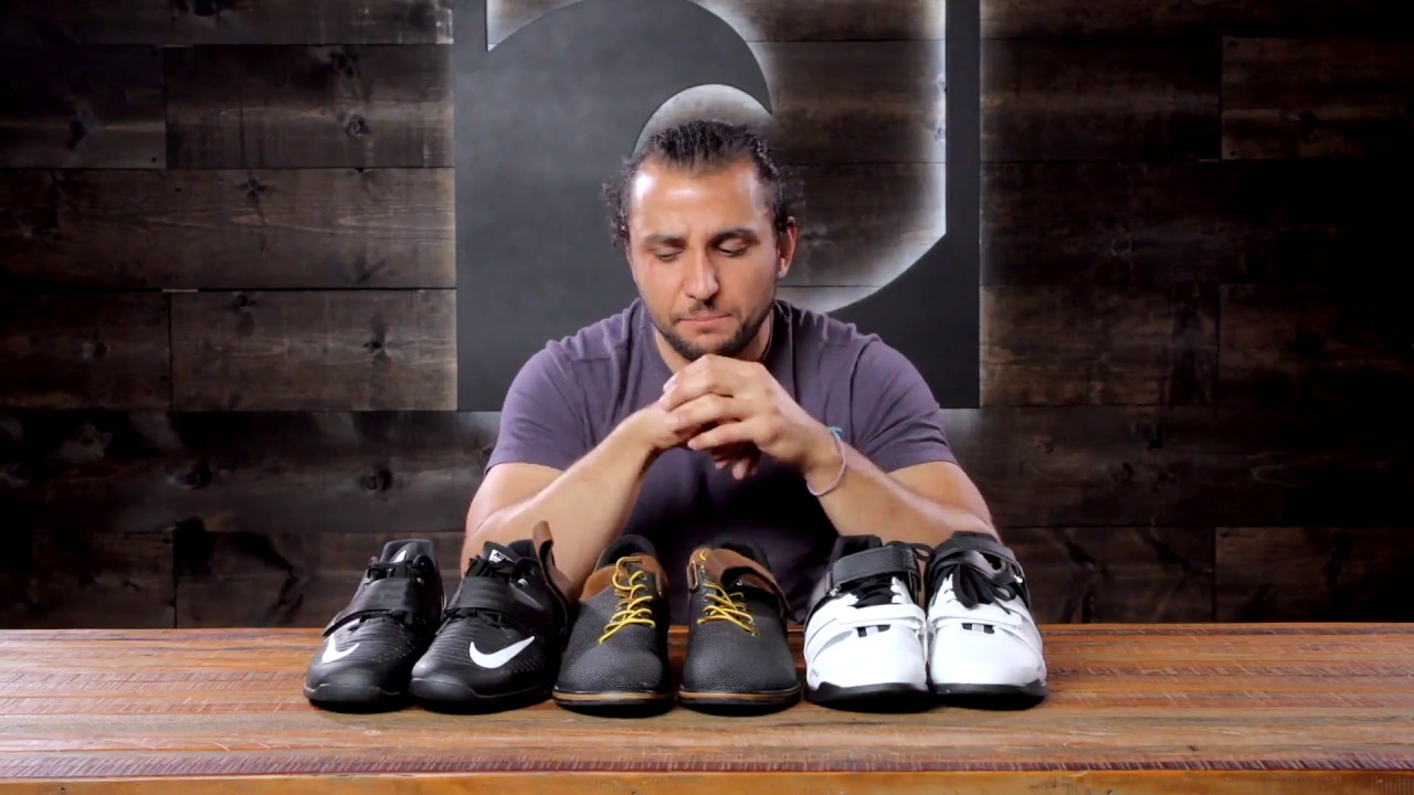 586ba3acbd91 FloElite Lifters Review  Nike Romaleos 3 vs Nobull Lifters vs Reebok ...