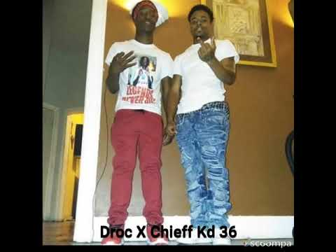 Droc X Chieff Kd - Out The Trenches (Official Audio)