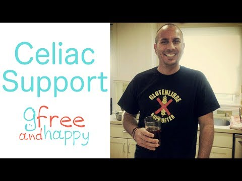 Celiac Family Support (#GFreeHappy Ep. 48)