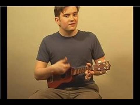 Playing Ukulele Chords Ukulele Chords C D Major Youtube