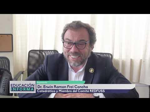ENTREVISTA AL DR. ERWIN FREI SOBRE LA IMPORTANCIA DE LA LENGUA DE SEÑAS